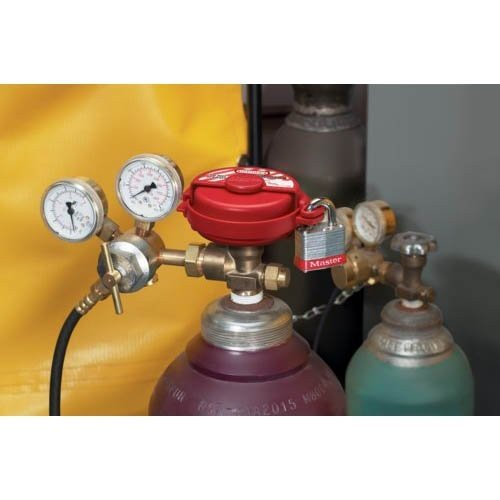 Master Lock S3910 Pressurized Gas Valve Lockout Loto