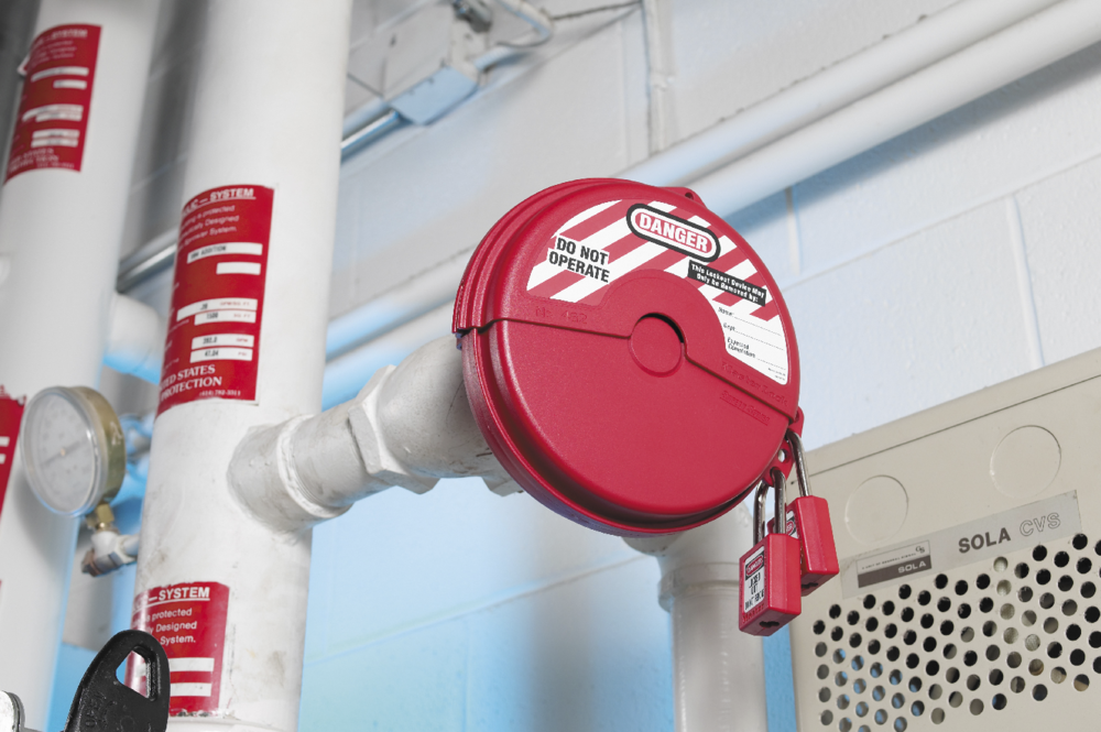 Valve Lockout Devices - Lockout Devices - Lockout Tagout