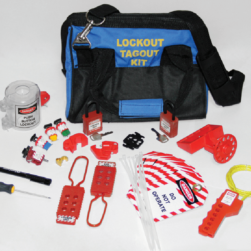 Customised Lockout Kits