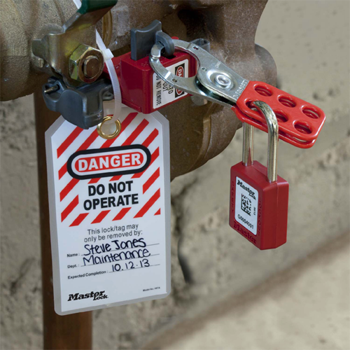 Lockout Tagout Survey