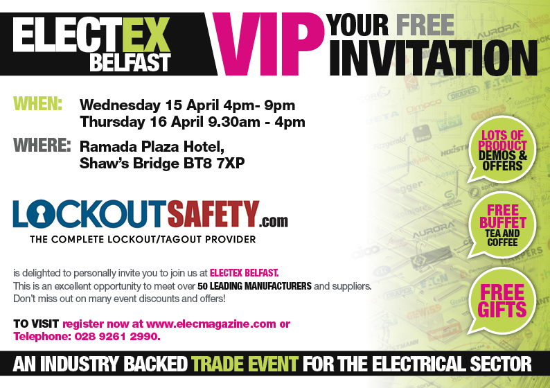 ElectEX Belfast - Electrical Trade Event