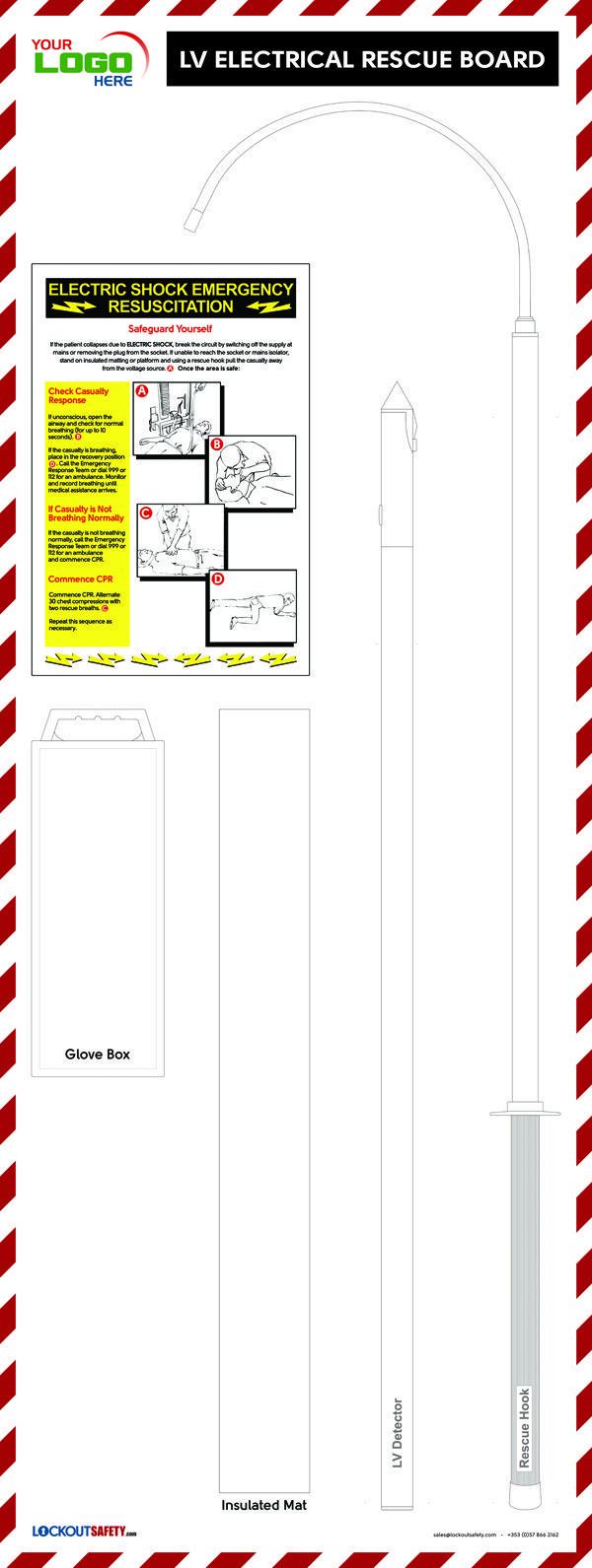 LV Electrical Rescue Kit