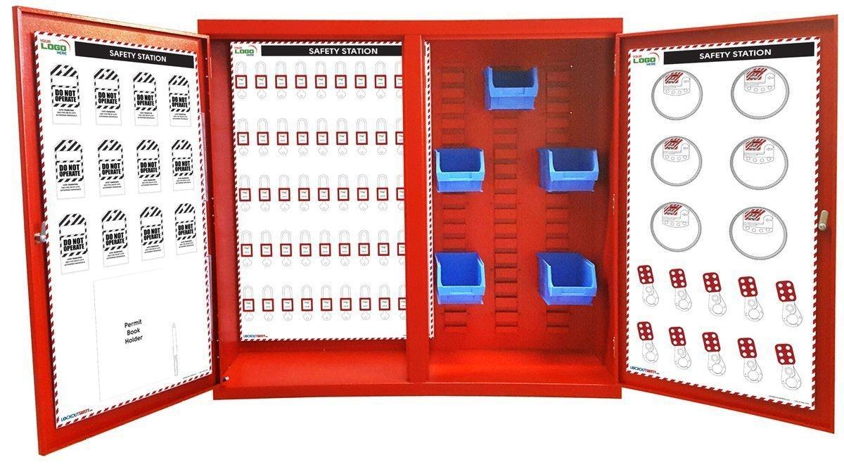 Bespoke Lockout Cabinet