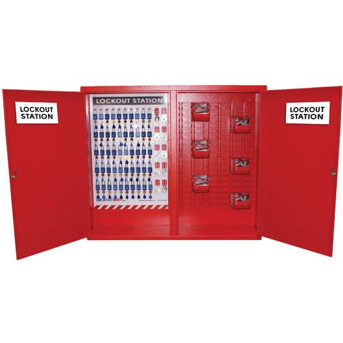 Bespoke Custom Lockout Stations