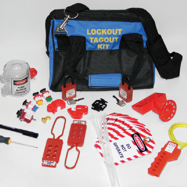 Customised Lockout Kits
