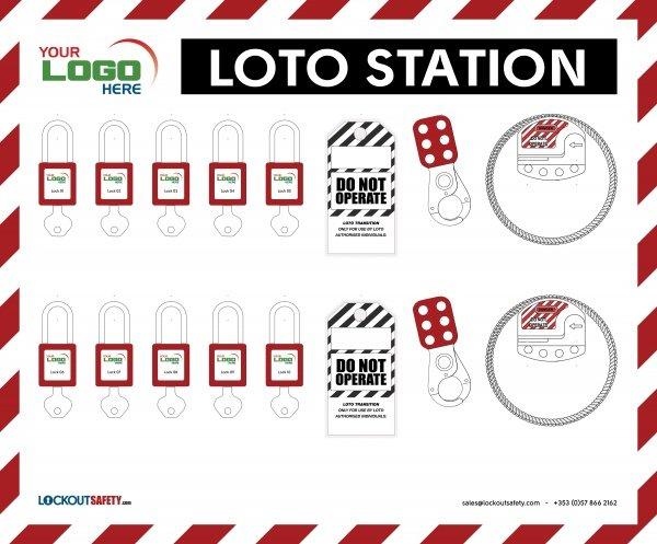 Lockout Station 1