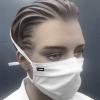 Washable Mask - White