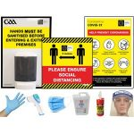 GAA Safe Return Pack